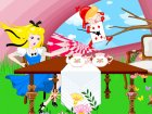 Alice in the Wonderland Decore