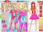 Barbie Room Dress Up