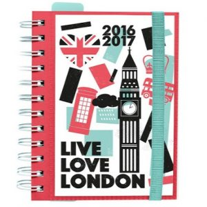Agenda escolar Grupo Erik London