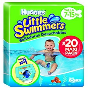 Pañales Huggies Little Swimmers