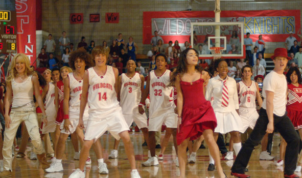 Fotos de la película High School Musical