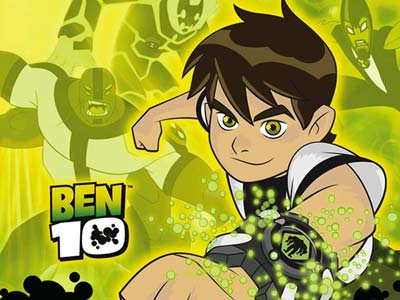 Wallpapers de dibujos animados: Ben 10
