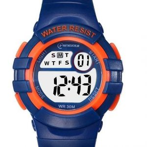 Reloj infantil digital impermeable